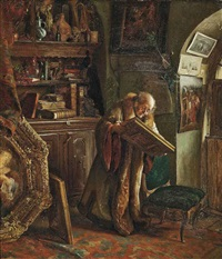 the connoisseur by carl maria seyppel