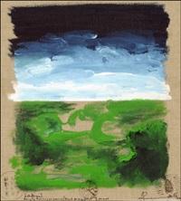landscape ii by kari riipinen