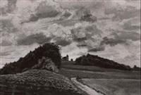 landschaft bei maria plain by anton leidl
