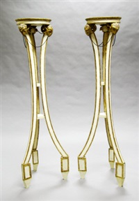 torcheres (pair) by robert adam