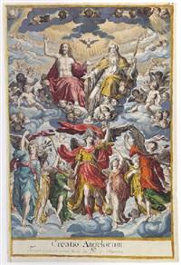 creatio angelorum by antonio maria viani