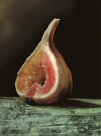 fig on a ledge by paul karslake