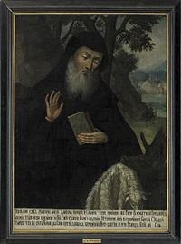 saint makarios by n. peshkov
