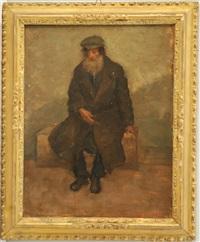 figura maschile by silvio consadori