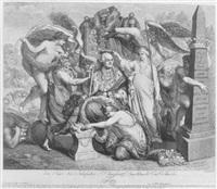 karl theodor von pfalz-sulzbach, kurfürst von der pfalz, bayern-jülich und berg by johan josef langenhöffel