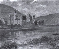 gondorf an der mosel by peter paul müller-werlau