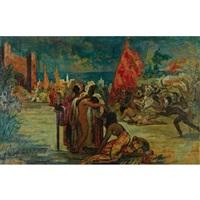 la révolte des esclaves by emile baes