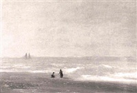 at the seashore by charles lanman