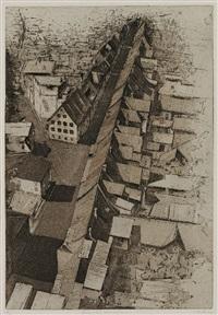 hoch vom kirchturm by lothar märk