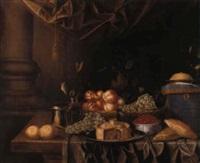 fruktstilleben by theodor van aenvack