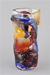 vase by mario badioli