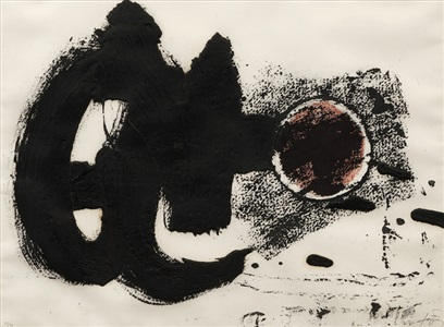 artwork by antoni tàpies