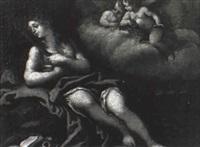 the penitent magdalene by belisario corenzio