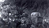 leadville express and wagon by jerome howard smith