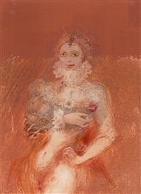 elisabeth, rodegeröntgt (queen elizabeth i) by evelyn rodewald
