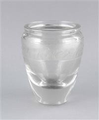 vase by otto hofner