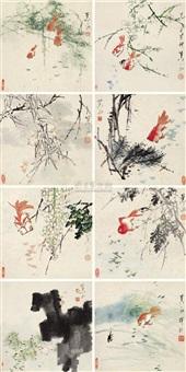 flowers by jiao yu