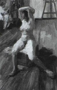 das modell by mathilde sohler