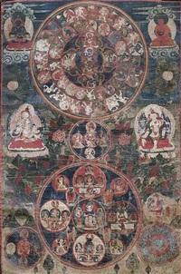 die gottheiten nach dem tibetischen totenbuch by anonymous-nepalese (18)