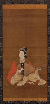 约18世纪 辩才天 by anonymous-chinese (18)