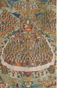 großer zufluchtsbaum der gelugpa-schule by anonymous-tibetan (19)
