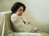 静思 by liu wenjin