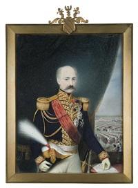 ritratto di ufficiale pluridecorato by michaelo albanesi