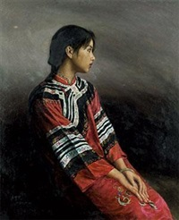 民族服饰 by dai zhongguang