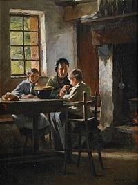 le petit déjeuner by edouard gelhay