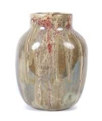 große lavaluna-vase by wmf co. (württembergische metallwarenfabrik)