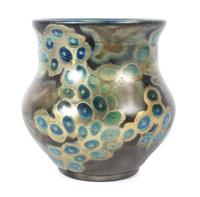museale lavaluna-vase by wmf co. (württembergische metallwarenfabrik)