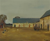ferme du cotentin by jacques f. fuchs