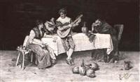 vino e musica by f. gargiollo
