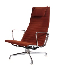 Sessel EA 222, 1969. Charles And Ray Eames