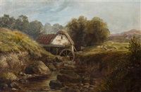 the mill by joseph mellor