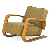 tank chair (no. 37/400) by alvar aalto
