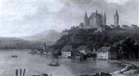 kleines stadtchen am niederrhein by j. coene