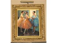 ballerinas by harry myers