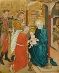 anbetung der heiligen drei könige by anonymous-german (15)