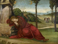 traum des joseph by andrea (andrea del salerno) sabatini