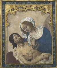 pietà in einer nische by flemish school (15)