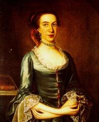 portrait of a lady by john smibert