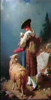 das lammchen by edward young