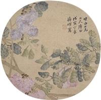 blumenmalerei by jiang que