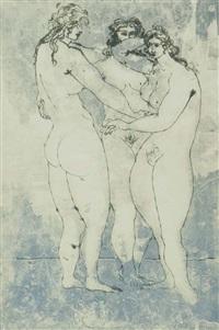 three graces by amerigo tot