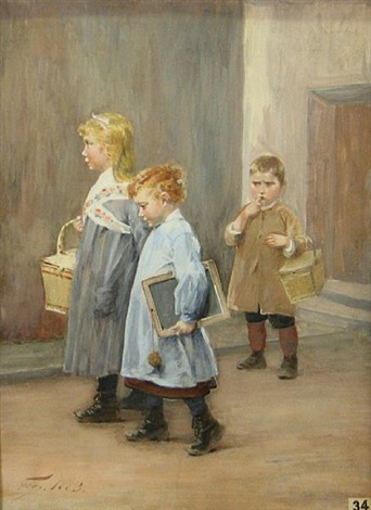 lunchtime already by henry jules jean geoffroy