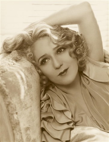 mary pickford by edward steichen