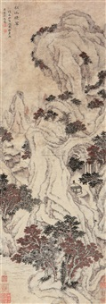 landscape by dai yixiao