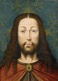 bildnis christi by jan van eyck