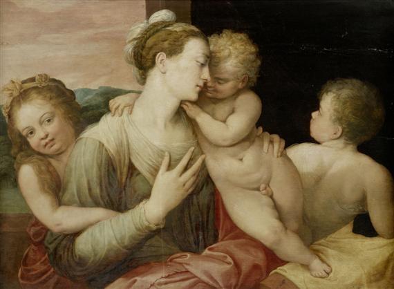caritas by vincent sellaer